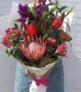 Bouquet $100 - Bright & Colourful