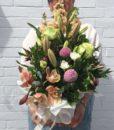 Box arrangement $80 - Pastel